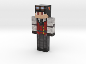 pitazzo | Minecraft toy in Natural Full Color Sandstone