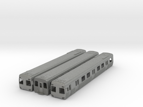NCS1 - Alstom Comeng 3 Car Set in Gray PA12