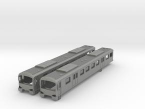 NSM1 - Melbourne Metro Siemens - M Cars in Gray Professional Plastic
