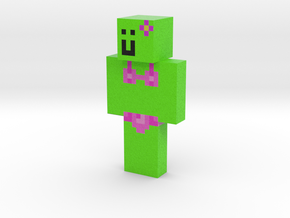 taeli | Minecraft toy in Natural Full Color Sandstone