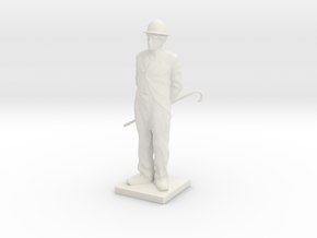 Printle C Homme 1793 - 1/24 in White Natural Versatile Plastic
