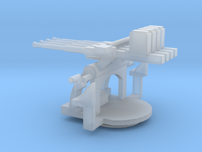 1/96 Scale 1.1 inch Mount Mk2 in Smooth Fine Detail Plastic