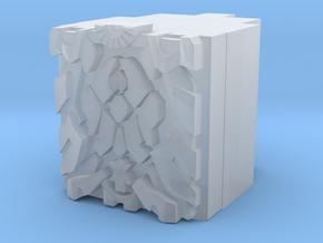 Amalgamous Prime Power Core in Smooth Fine Detail Plastic