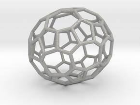 48hedron in Aluminum