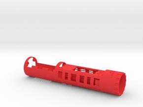 MPP V1 main body Prizim (Romans) in Red Processed Versatile Plastic