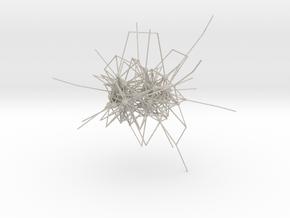 Virus mCMV Protein interaction network in Natural Sandstone