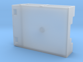 04 905 Dantank PK5 in Smooth Fine Detail Plastic