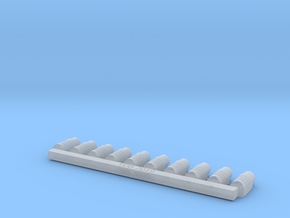 Frag Launcher V2 X10 in Smoothest Fine Detail Plastic