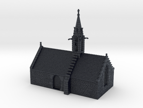 NRelCh02 - Chapel of Brittany in Black PA12