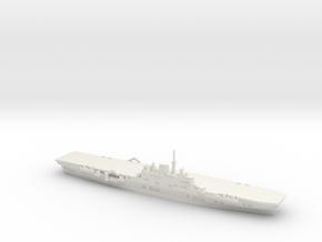 HMS Eagle (1951), 1/1800 in White Natural Versatile Plastic