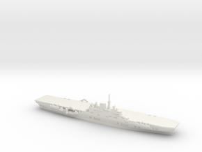 HMS Eagle (1951), 1/2400 in White Natural Versatile Plastic