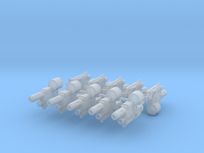 Mk29 Combi Volcano Thunerbolters x10 #4 in Smooth Fine Detail Plastic