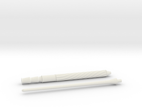 Original Wand in White Natural Versatile Plastic