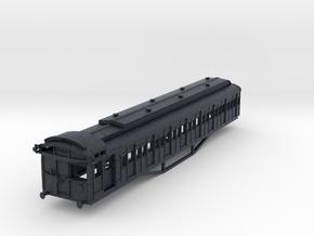 TM7 VR Tait M Car - Std Cab Cler Roof (213M) in Black PA12