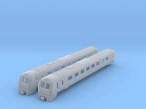 Alstom Class 175 2x Bodyshells 1/148 in Smooth Fine Detail Plastic