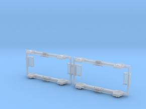 Z6004 Flanc bogie (2) in Smoothest Fine Detail Plastic