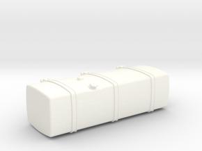 THM 00.2143-150 Fuel tank Tamiya MAN Lowliner in White Processed Versatile Plastic