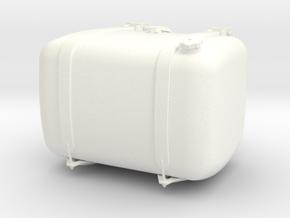 THM 00.3102-072-2 Fuel tank Tamiya Actros in White Processed Versatile Plastic