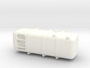 THM 00.3123-150 Fuel tank Tamiya Actros in White Processed Versatile Plastic