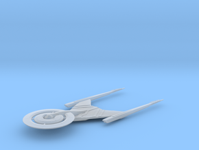 Crossfieled Class - Attack Wing / 6cm - 2.36in in Smooth Fine Detail Plastic
