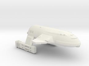 3788 Scale WYN Mako Destroyer (DD) CVN in White Natural Versatile Plastic