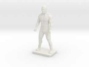 Printle C Homme 1721 - 1/24 in White Natural Versatile Plastic