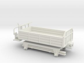 kk 405 wengernalpbahn wengern alp bahn guterwagon in White Natural Versatile Plastic