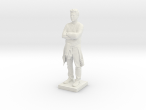 Printle C Homme 1711 - 1/24 in White Natural Versatile Plastic