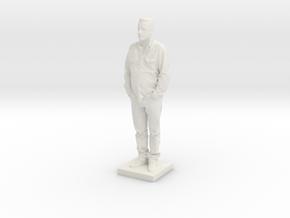 Printle C Homme 1706 - 1/24 in White Natural Versatile Plastic