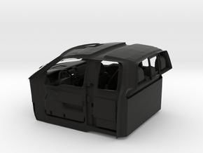 1:14 RC Ford Raptor interieur in Black Natural Versatile Plastic