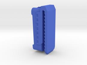 Fitbit Flex pocket clip in Blue Processed Versatile Plastic