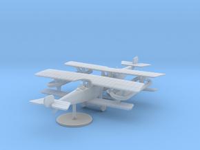 Nieuport 12bis in Smooth Fine Detail Plastic: 1:285