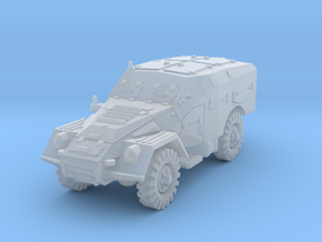 BTR 40 B scale 1/144 in Smooth Fine Detail Plastic