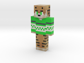 selbstgesprech_ | Minecraft toy in Natural Full Color Sandstone