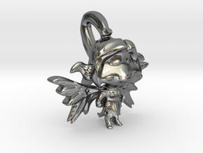 メタルアサシンストラップ in Polished Silver