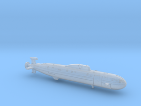 AKULA 1 - 1800 in Smooth Fine Detail Plastic