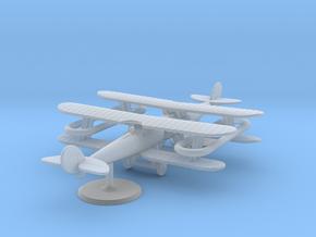 Nieuport 28 in Smooth Fine Detail Plastic: 6mm