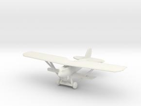 1/144 Nieuport 52 in White Natural Versatile Plastic