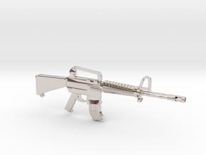 M16A2 v1 in Platinum