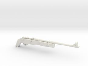 SAWED Rifle82 Australian in White Natural Versatile Plastic