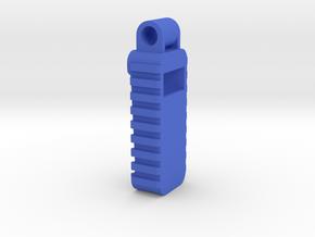 Fitbit Flex necklace in Blue Processed Versatile Plastic