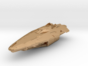 Anaconda: Elite Dangerous in Natural Bronze: 1:2000