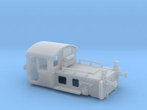 DRG Benzol Lok Köf 2 1:220  in Smooth Fine Detail Plastic