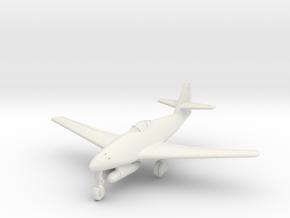 (1:144) Messerschmitt Me 262 C3a Heimatschutzer IV in White Natural Versatile Plastic