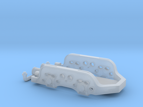 N Scale Reading T1 Rear truck frame in Smoothest Fine Detail Plastic