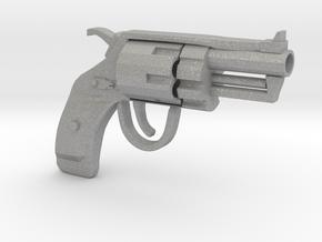 Revolver SUBNOSE in Aluminum