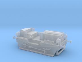 1:220 Köf Schwartzkopff Typ 2 offen V 6011  in Smooth Fine Detail Plastic