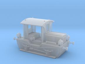 1:220 Köf Schwartzkopff Typ 1  V 6010  in Smooth Fine Detail Plastic