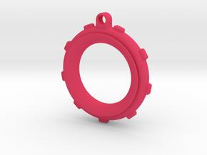 Knot-Aide Fishing Ring in Pink Processed Versatile Plastic: Medium
