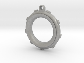 Knot-Aide Fishing Ring in Aluminum: Extra Small